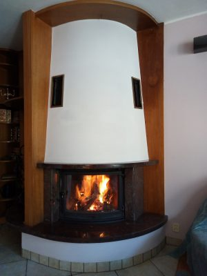 Jotul model Panorama 18